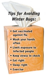 Avoiding Winter Bugs